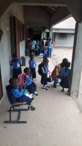 The Future Gambia - Eerste schooldag 2019 01