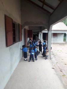 The Future Gambia - Eerste schooldag 2019 02