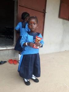 The Future Gambia - Eerste schooldag 2019 03