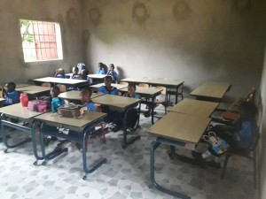 The Future Gambia - Eerste schooldag 2019 06
