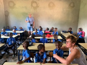 The Future Gambia - Opening school 2019 01