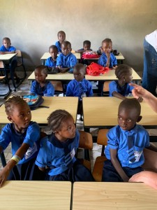 The Future Gambia - Opening school 2019 02