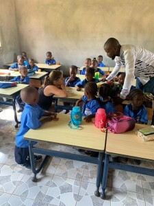 The Future Gambia - Opening school 2019 04