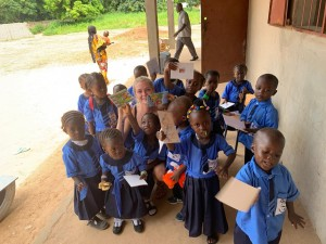 The Future Gambia - Opening school 2019 09
