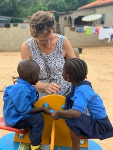 The Future Gambia - Opening school 2019 14
