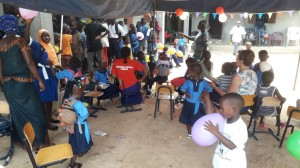 The Future Gambia - Opening school 2019 16