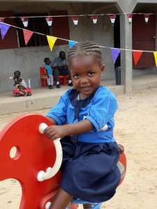 The Future Gambia - Opening school 2019 22