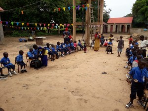 The Future Gambia - Opening school 2019 25