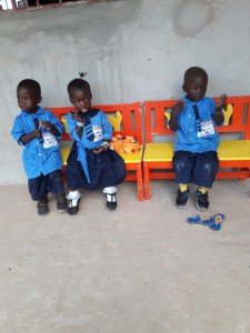 The Future Gambia - Opening school 2019 28